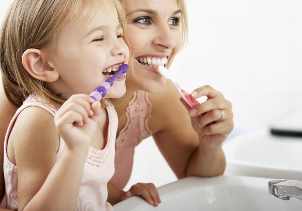 Çocuklarda Diş Hijyeni